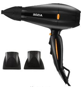 Rozia HC8201 Professional Hair Dryer with Pro AC Motor