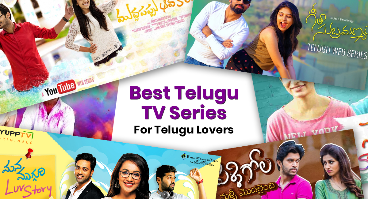 Telugu TV Series