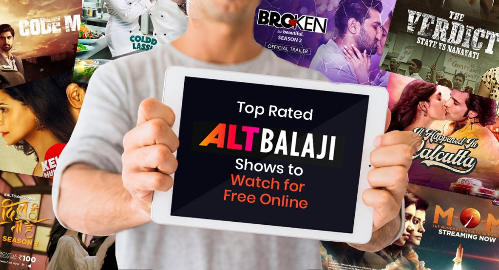 Top-Rated ALTBalaji Shows