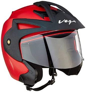 Vega Crux Half Face Helmet