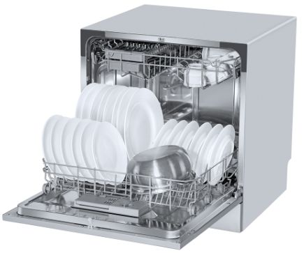 Voltas Beko 8 Place Table Top Dishwasher