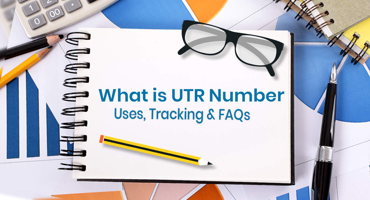 What is UTR Number