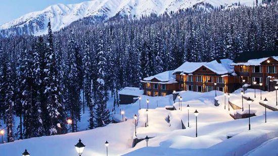 Gulmarg- Jammu & Kashmir