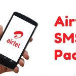 Best Airtel SMS Packs for Prepaid Customers 2020