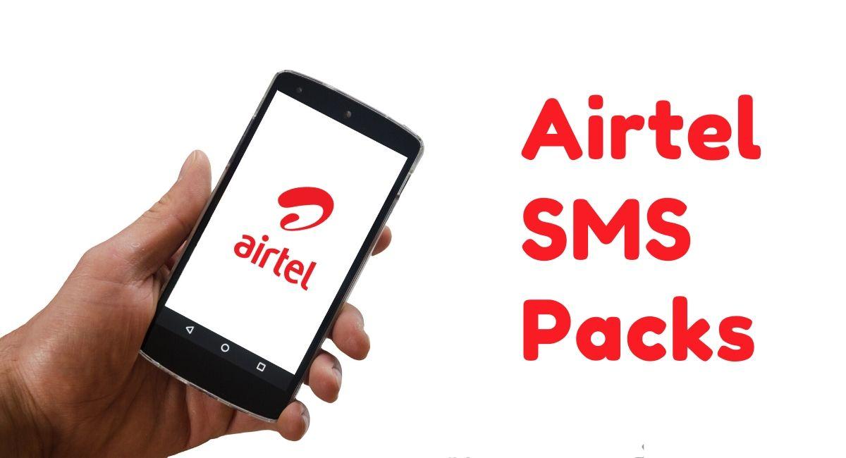 Airtel SMS Packs 2020