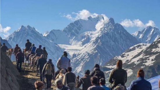 Amarnath- Jammu & Kashmir
