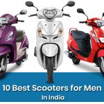 10 Best Scooters for Men in India