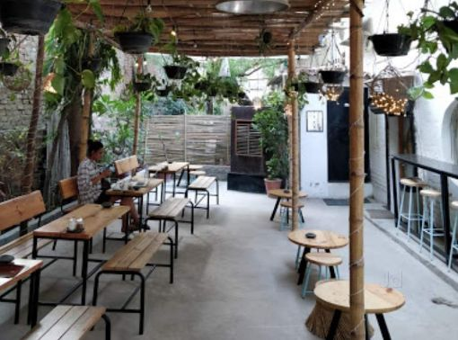 Blue Tokai Coffee Café