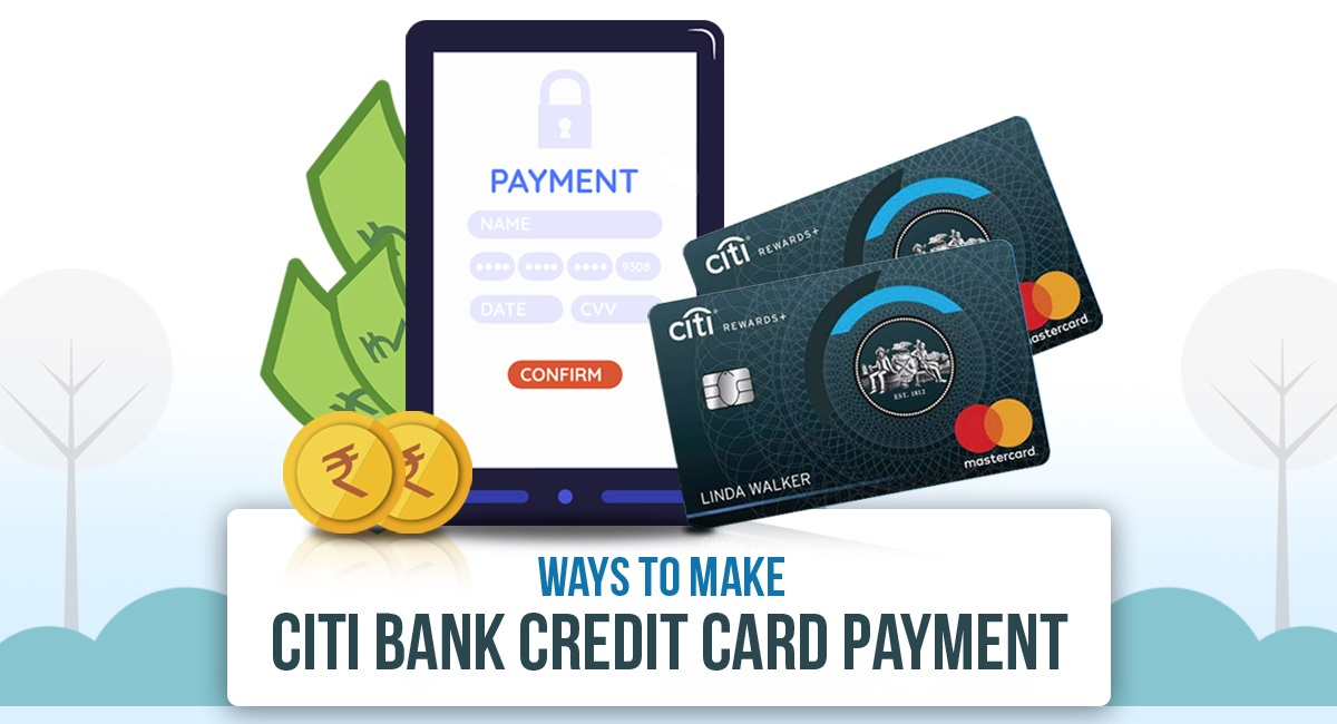 Citibank Credit Card Bill Payment