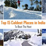 Top 15 Coldest Places in India to Visit in Summers