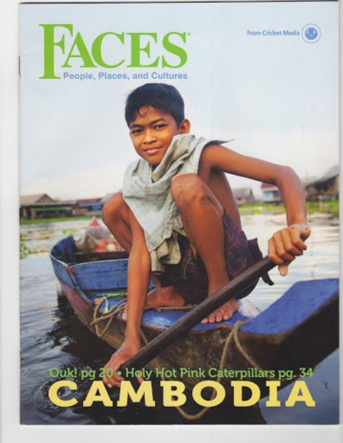 Faces People Places and Cultures magazine