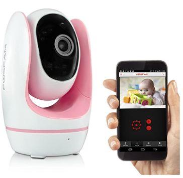 Fos Baby Digital Video Baby Monitor