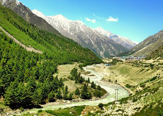 Kalpa – Himachal Pradesh