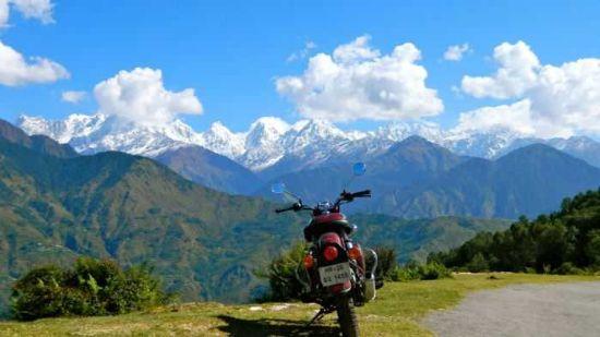 Munsiyari- Uttarakhand