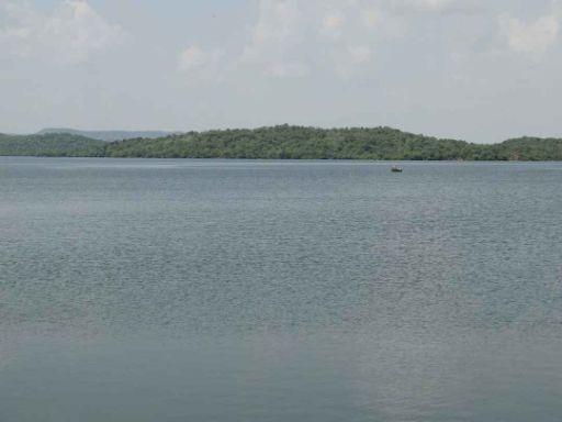 Nagarjuna Sagar Lake