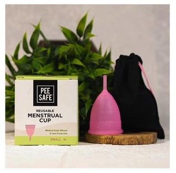 Pee Safe Reusable Period Cup for Women