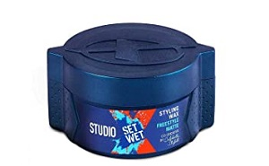 Set Wet Studio X Styling Wax For Men – Freestyle Matte