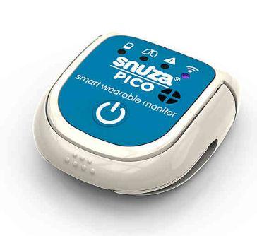 Snuza Pico Smart Wearable Baby Monitor I