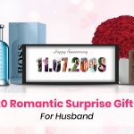 20 Romantic Surprise Gifts for Husband