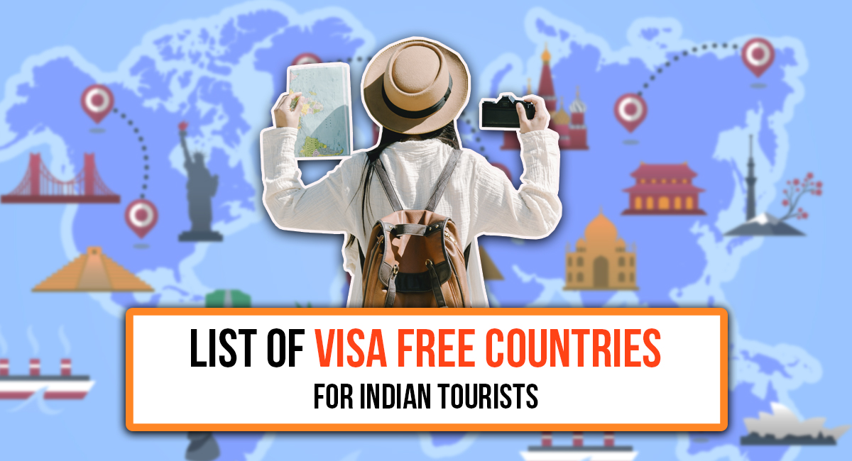 Visa Free Countries for Indians