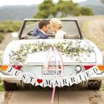 Band! Baja! Corona: Waiting for your Wedding Car Decorations?