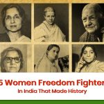 15 Women Freedom Fighters in India That Made History