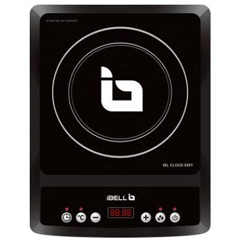 iBell 2000W Glass Induction Cooktop Cloud 850Y
