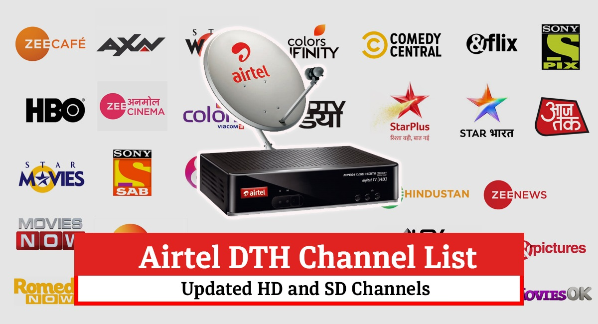 Airtel DTH Channel