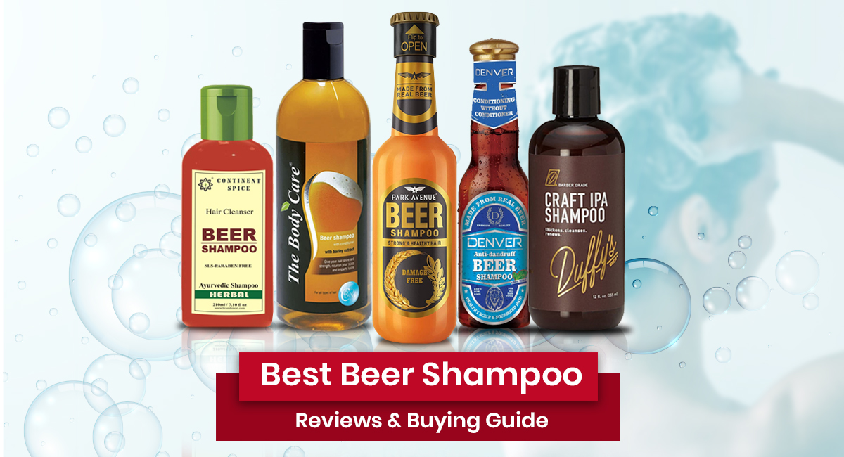 Beer Shampoo Review