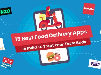 Best Food Delivery Apps in India
