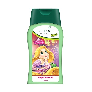 Biotique Bio Apple Blossom Shampoo for Disney Kids