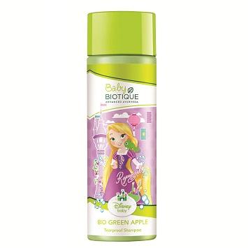 Biotique Disney Baby Rapunzel Bio Green Apple Tearproof Shampoo