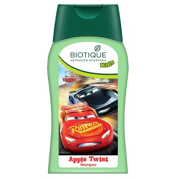 Biotique Disney Kids Cars Apple Twist Shampoo