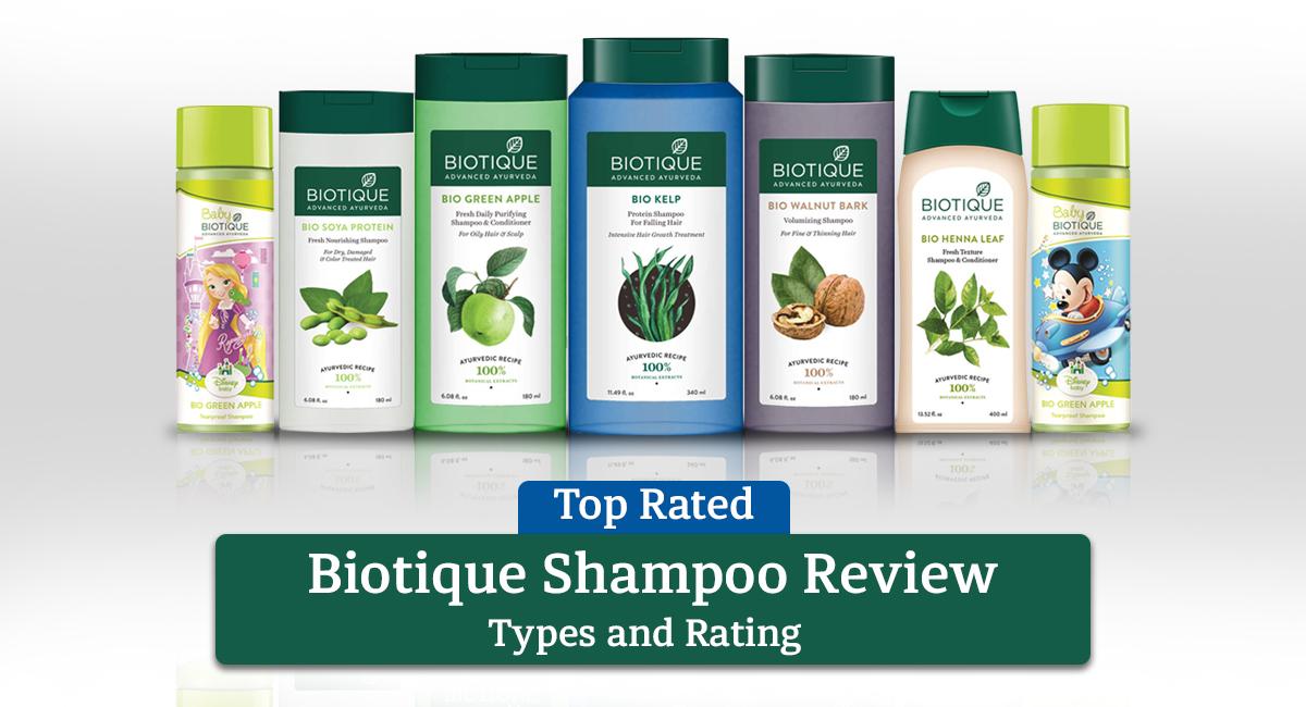 Biotique Shampoo Reviews