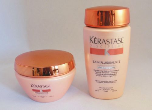 Kerastase Discipline Bain Fluidealiste Sulphate Free Shampoo
