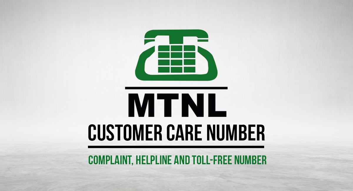 MTNL Customer Care