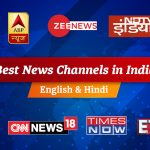 Best News Channels in India (English & Hindi) 2020