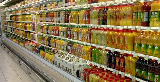 Packed Fruit Juice