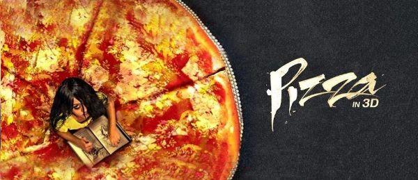 Pizza Horror Movie – 2014