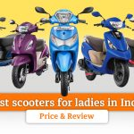 10 Best Scooters for Ladies in India 2021: Price & Review