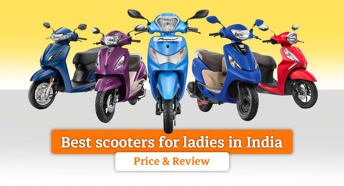 Scooters for Ladies