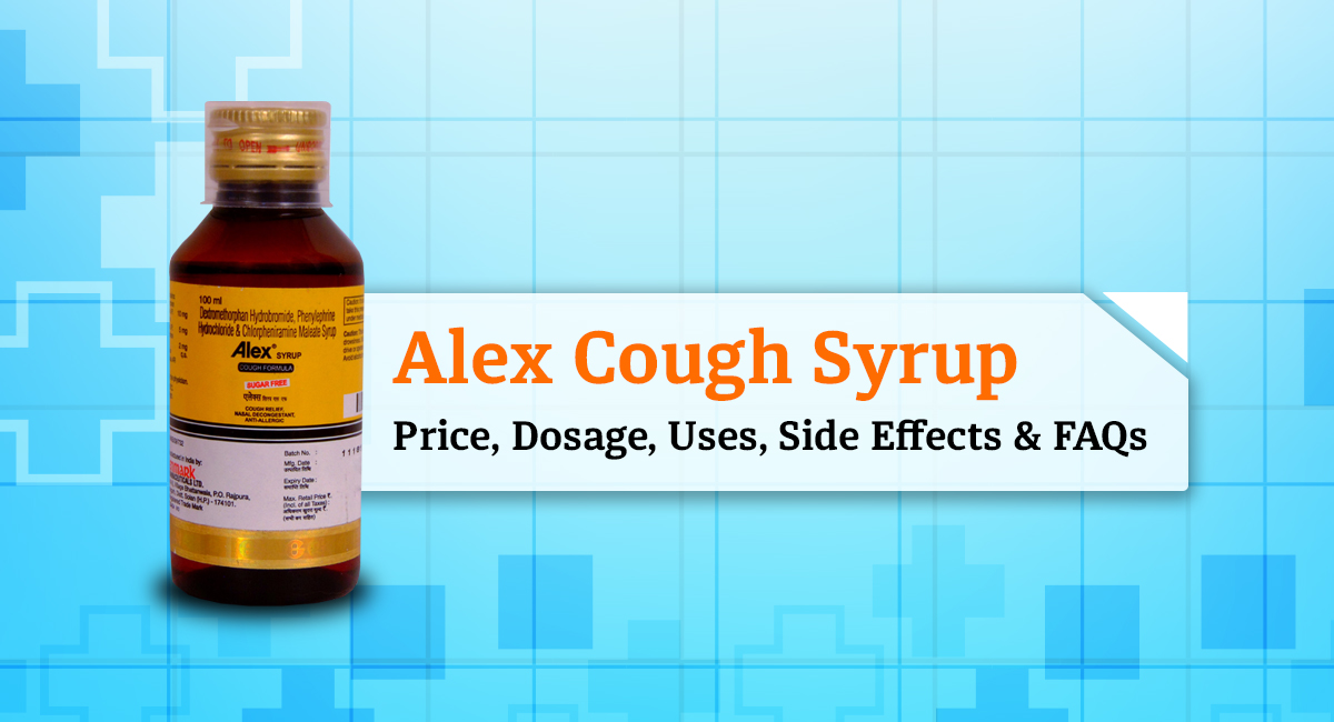 Alex Cough Syrup