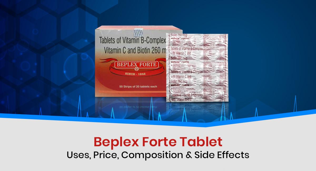 Beplex Forte Tablet