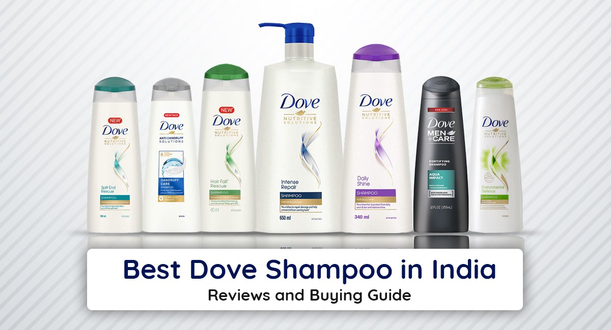 Dove Shampoo Review
