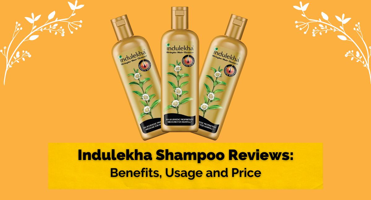 Indulekha Shampoo Reviews
