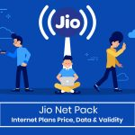 Jio Net Pack: Internet Plans Price, Data & Validity 2020