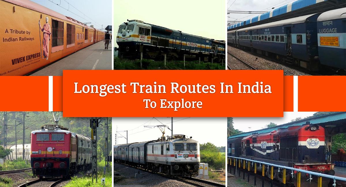 Longest Train Routes