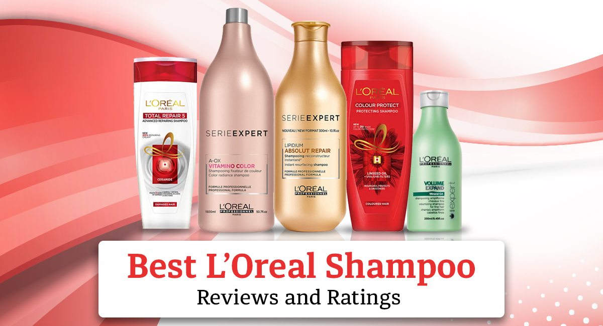 Loreal Shampoo Reviews