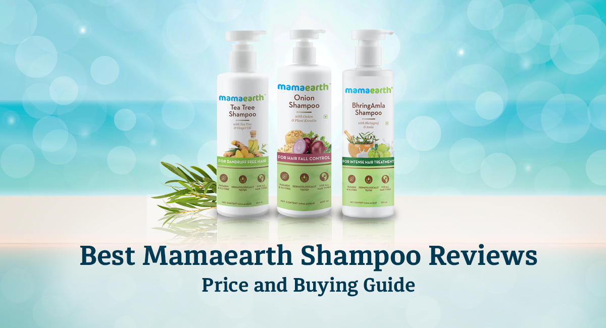 MamaEarth Shampoo Reviews