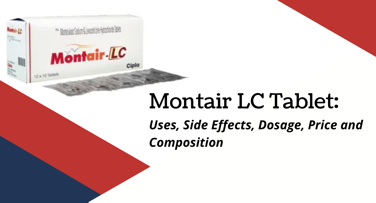Montair LC Tablet